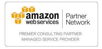 Logo amazon web services partner