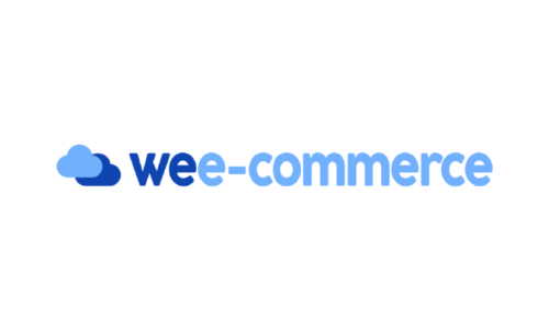 Logo wee-commerce