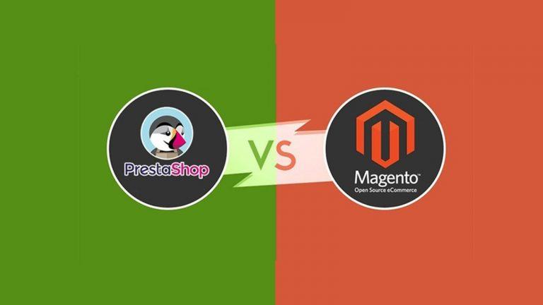 Magento vs Prestashop : Quelle solution e-commerce ?