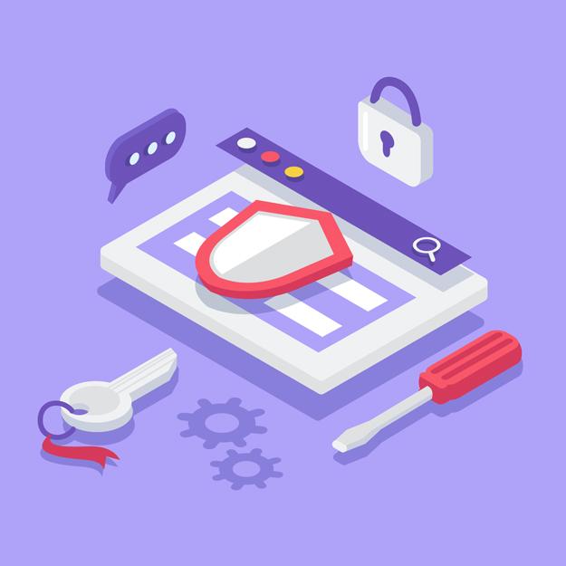 cadenas et clés pour un site internet protocoles ssl et https