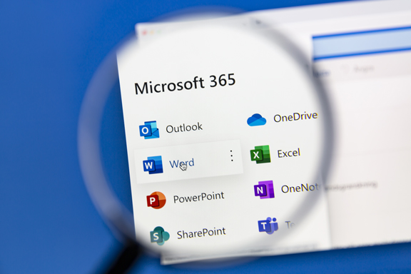 Comparatif des offres Microsoft 365